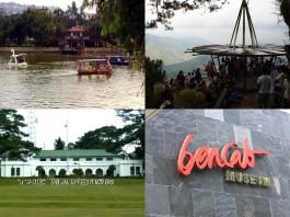 Popular Tourist Spots in Baguio City