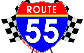 Route 55  by Hernan's Kitchen
