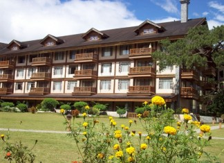 baguio manor hotel