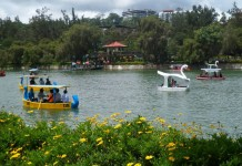 Burnham Park Baguio City
