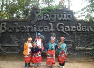 The Baguio Botanical Garden