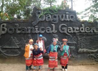 The Baguio Botanical Garden