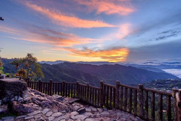 Baguio City opens to tourists