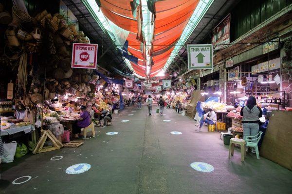Baguio City curfew hours
